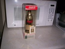 "GOLD ""COKE"" BOTTLE MADE FOR 1996 OLYMPICS/ATLANTA in Camp Lejeune, North Carolina"
