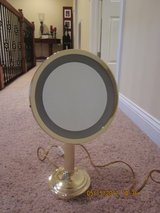 Vintage VANITY MIRROR WITH LIGHT, 5X in Pleasant View, Tennessee