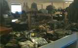 Army Stuff in Leesville, Louisiana