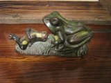 Antique Two Frog Mechanical Bank in Baytown, Texas