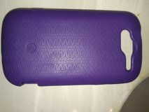 Purple Silicone MyTouch Case in Kingwood, Texas