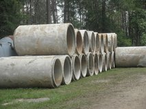 Concrete Culverts in Kingwood, Texas
