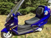 Brand New Moped!!!!  OBO in Tacoma, Washington