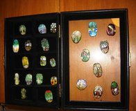 Lampwork Landscape Pendants in Alamogordo, New Mexico