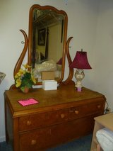 antique dresser w/o mirror in Cherry Point, North Carolina