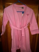 #403 GIRLS SIZE 6/6X FLEECE PRINCESS ROBE NEW in Fort Hood, Texas