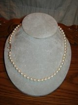 "20"" Strand of ""AA"" Pearls 14K Yellow Gold Clasp in Alamogordo, New Mexico"
