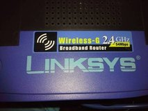 Linksys Wireless Router in Spring, Texas