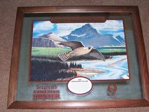 SEAGRAM's Canadian Hunter - Bar Mirror in Lockport, Illinois